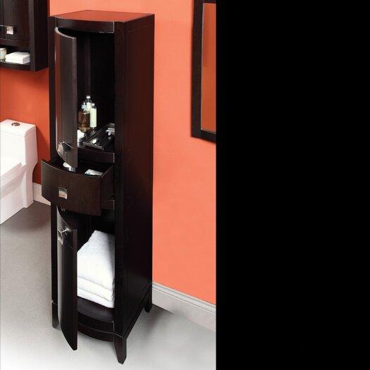 """DecoLav Gavin 18"""" x 72"""" Linen Tower Cabinet"""