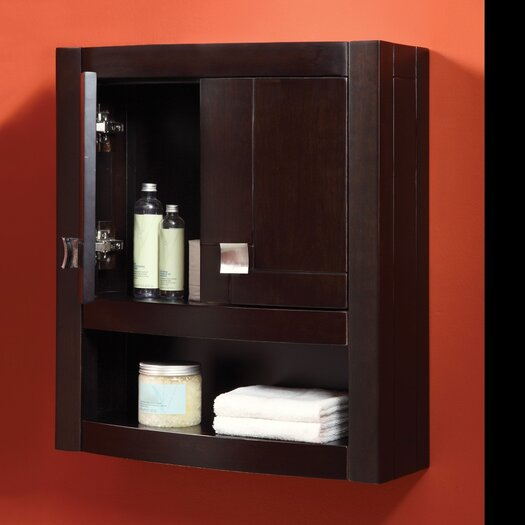 "DecoLav Gavin 23"" x 26"" Wall Mounted Cabinet"