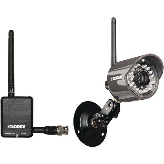 Lorex Digital Wireless Indoor/Outdoor Camera with 1 Channel Receiver