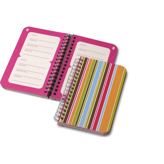 Bob's Your Uncle Open Sesame! Password Reminder Book