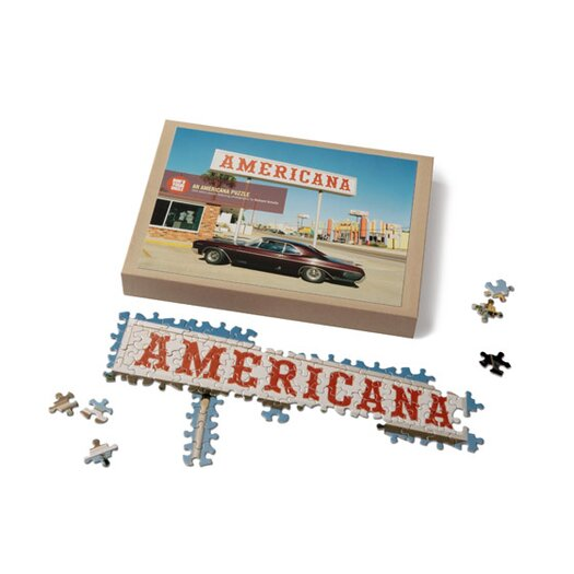 Bob's Your Uncle Americana Puzzle