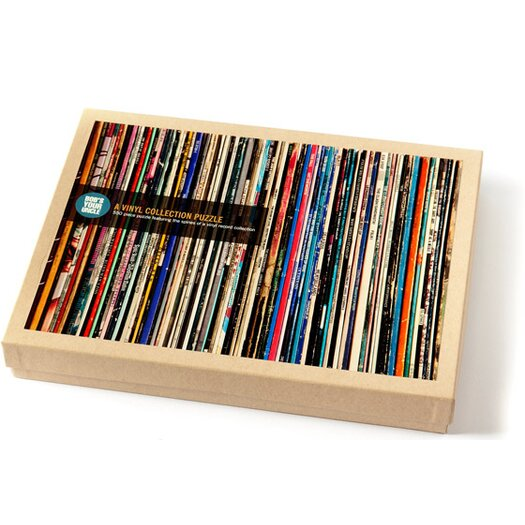 Bob's Your Uncle Vinyl Collection Puzzle