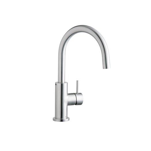 Elkay Allure Single Handle Single Hole Kitchen Sink Faucet