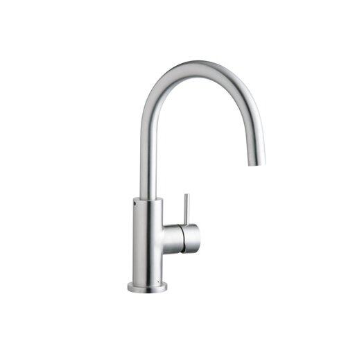 Elkay Allure Single Handle Single Hole Kitchen Sink Faucet