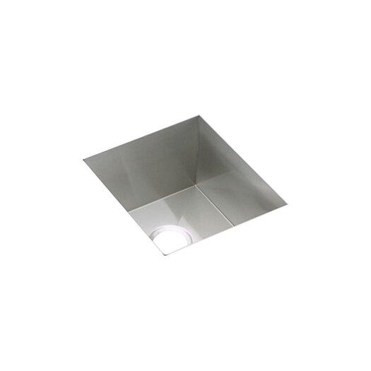 """Elkay Avado 18.5"""" x 16"""" Single Bowl Kitchen Sink"""