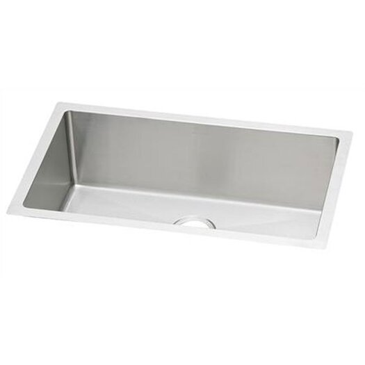 "Elkay Avado 30.5"" x 18.5"" Undermount Single Bowl Kitchen Sink"