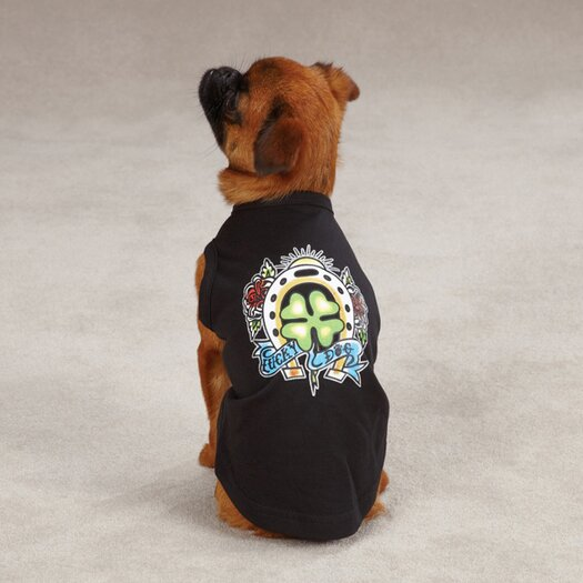 East Side Collection Tattoo Dog Tee