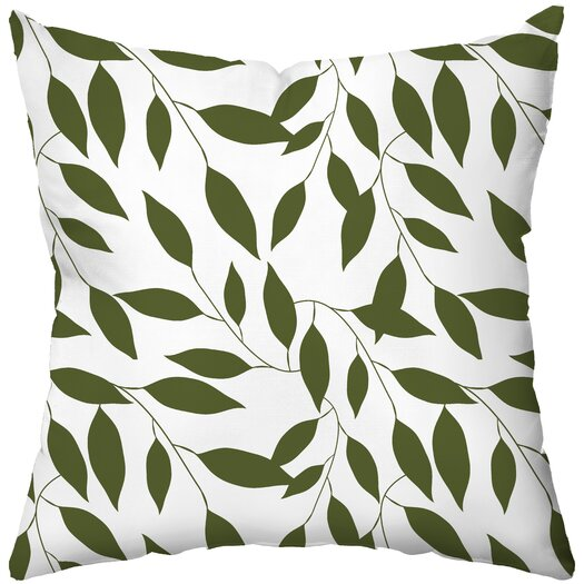 Checkerboard, Ltd Personalized Beholden Polyester Throw Pillow