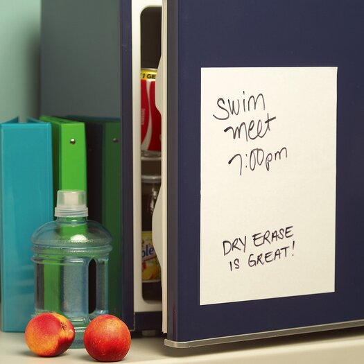 Whiteboard Dry Erase Vinyl Decal