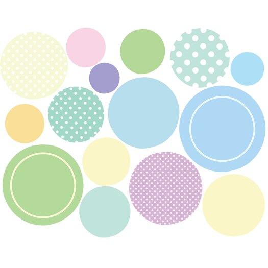 Baby Dots Wall Stickers