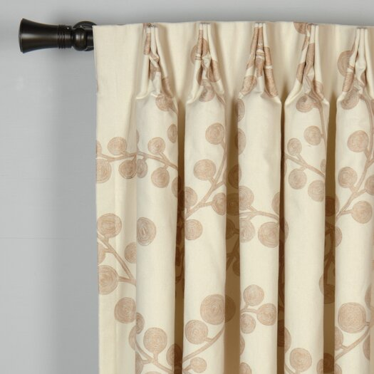 Niche Astaire Cotton Grommet Curtain Panel