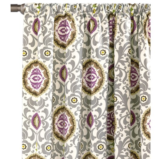 Niche Lautner Rod Pocket Curtain Panel