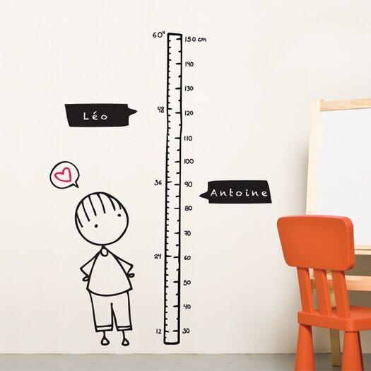 Piccolo Watch Me Grow! Boy Growth Chart