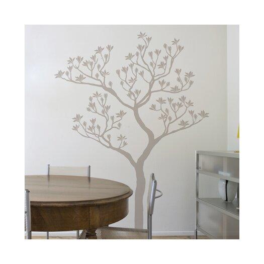 XXL Romantic Tree Wall Sticker