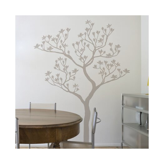 ADZif XXL Romantic Tree Wall Sticker