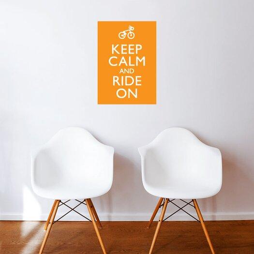 ADZif Blabla Ride on Wall Stickers