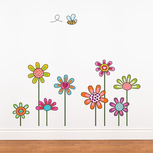 ADZif Ludo Rural Wall Stickers