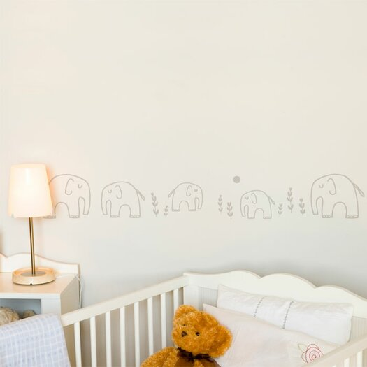 Piccolo Ele Wall Sticker
