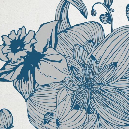 ADZif XXL Blossoms Wall Sticker