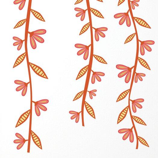 ADZif Spot Spring Branches Wall Sticker