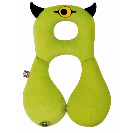 BenBat Travel Friends Head/Neck Support: 8+ yrs old - CYCLOPS