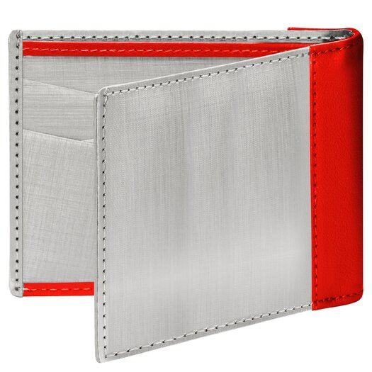Stewart/Stand RFID Blocking Leather Accent Bill Fold Wallet