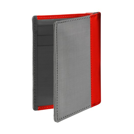Stewart/Stand RFID Blocking Leather Accent Driving Wallet