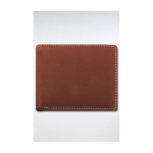 Stewart/Stand RFID Blocking Leather Exterior Bill Fold Wallet