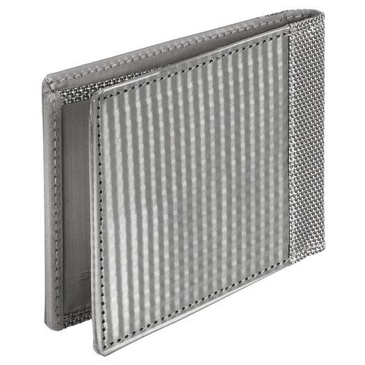 Stewart/Stand RFID Blocking Texture Slim Bill Fold Wallet