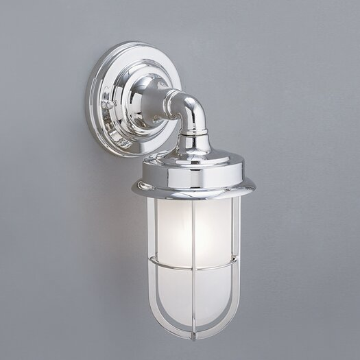 Norwell Lighting Compton 1 Light Outdoor Wall Lantern