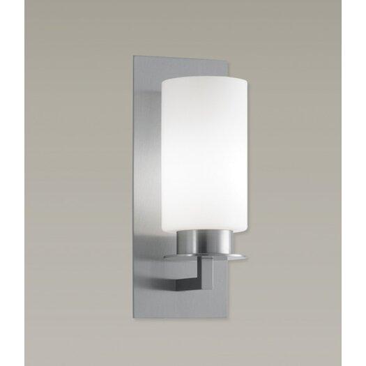 Norwell Lighting Jade 1 Light Wall Sconce
