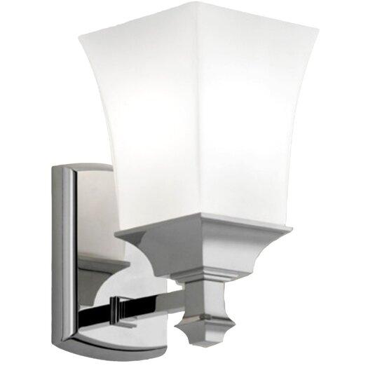 Norwell Lighting Sapphire 1 Light Wall Sconce