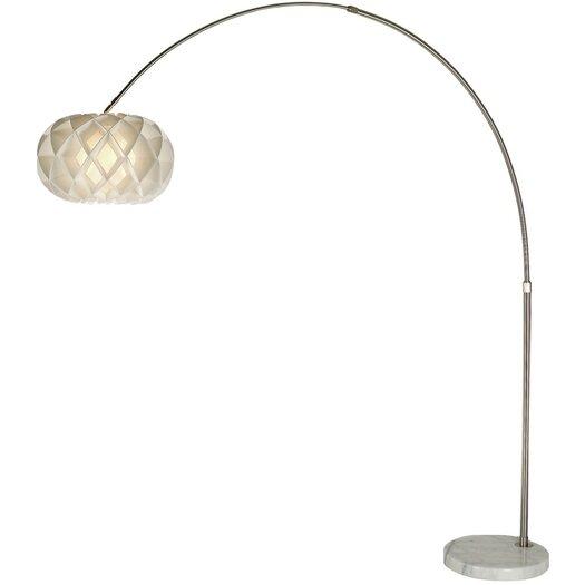 Trend Lighting Corp. Honeycomb Floor Lamp