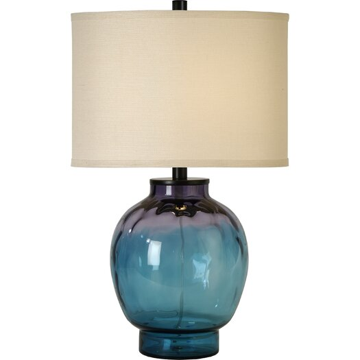 "Trend Lighting Corp. Panacea 27.5"" H Table Lamp with Drum Shade"