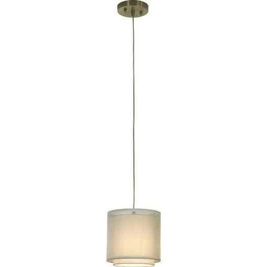 Trend Lighting Corp. Brella 1 Light Mini Pendant