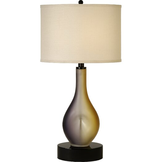 """Trend Lighting Corp. Twilight 31"""" H Table Lamp with Drum Shade"""