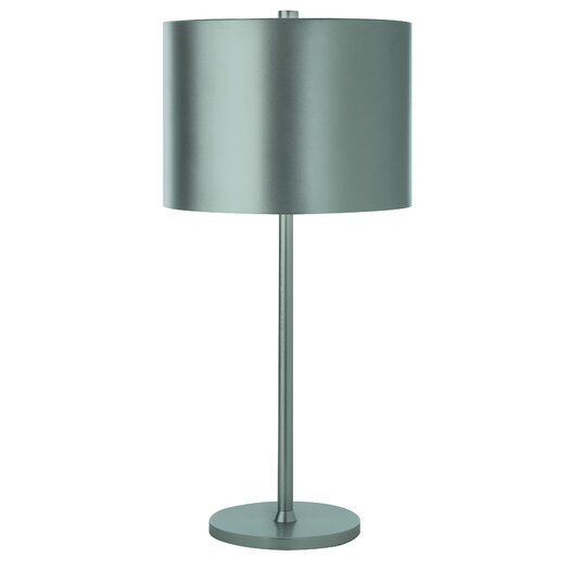 "Trend Lighting Corp. Pure 26"" H Table Lamp with Drum Shade"