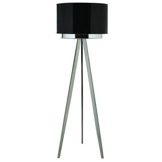 Trend Lighting Corp. Paparazzi 3 Light Floor Lamp