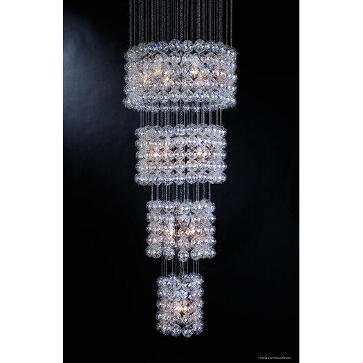 Trend Lighting Corp. Carousel Large Chandelier
