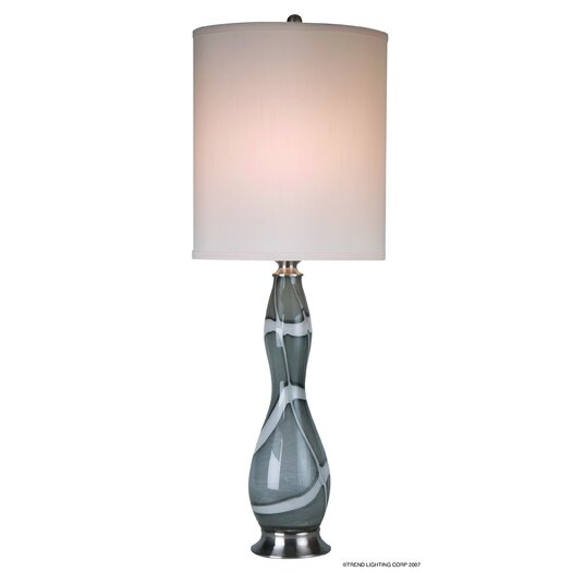"""Trend Lighting Corp. Polaris 33"""" H Table Lamp with Drum Shade"""
