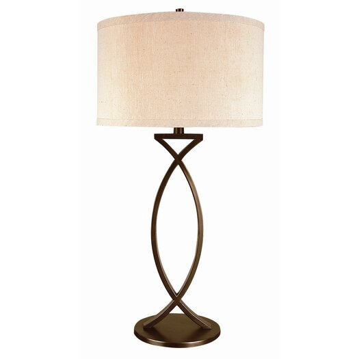 """Trend Lighting Corp. Pinot 30"""" H Table Lamp with Drum Shade"""