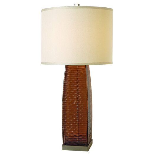 """Trend Lighting Corp. Zen 31.5"""" H Table Lamp with Drum Shade"""