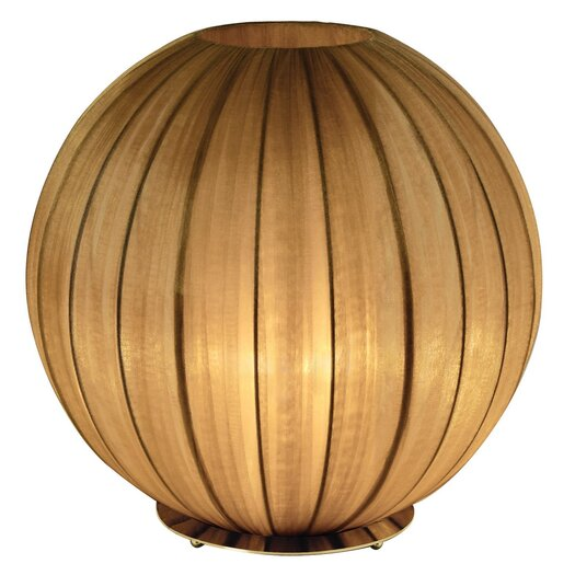 """Trend Lighting Corp. Shanghai 17"""" H Table Lamp with Square Shade"""