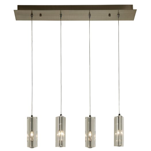 Trend Lighting Corp. Quartet Pendant