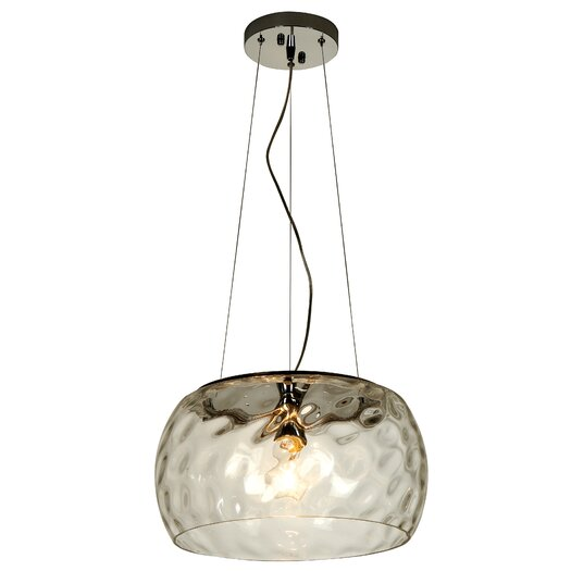 Trend Lighting Corp. Mystere 1 Light Pendant