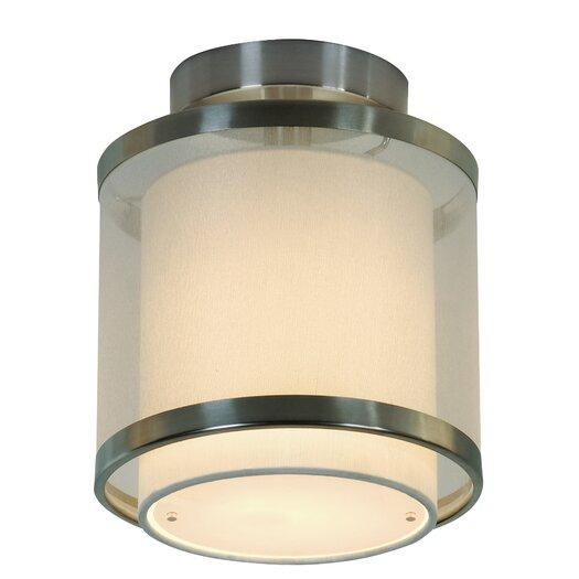 Trend Lighting Corp. Lux 1 Light Semi Flush Mount