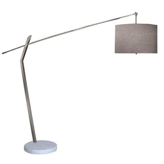 Trend Lighting Corp. Chelsea 2 Light Arc Floor Lamp