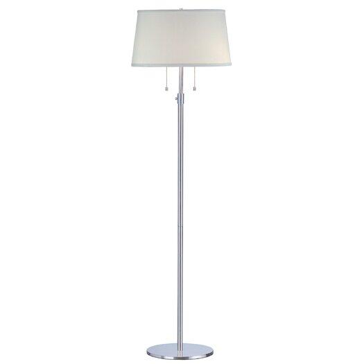 Trend Lighting Corp. Urban Basic 2 Light Club Floor Lamp