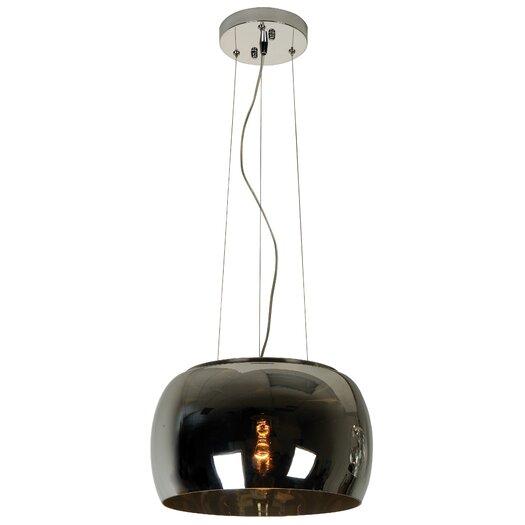 Trend Lighting Corp. Oculus 1 Light Chandelier