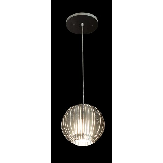 Trend Lighting Corp. Phoenix 1 Light Globe Pendant